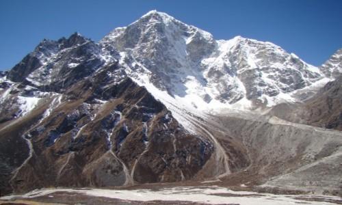 NEPAL / Himalaje / Dusa / Sagarmatha N P