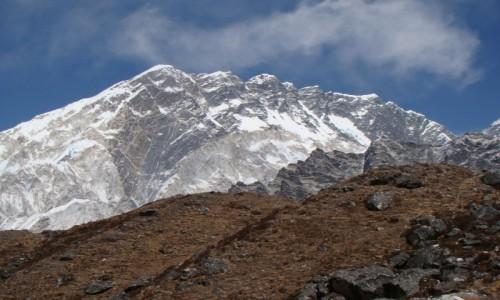 NEPAL / Himalaje / Dolina Khumbu / Khumbu