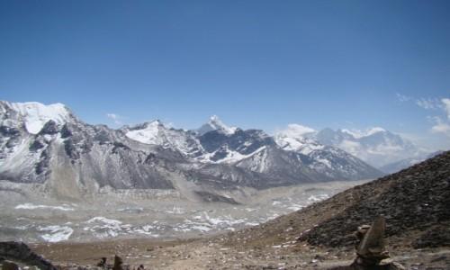 Zdjecie NEPAL / Himalaje / Kala Pattar / Dolina Khumbu
