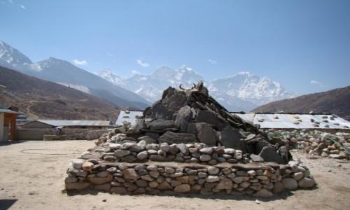 Zdjecie NEPAL / Himalaje / Pheriche / Pheriche