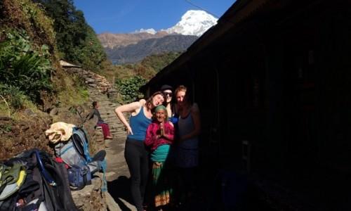 Zdjecie NEPAL / - / Annapurna Base Camp / Grupowe trekkowanie