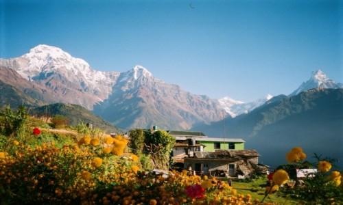 NEPAL / Annapurna / Ghandruk / Himalaje