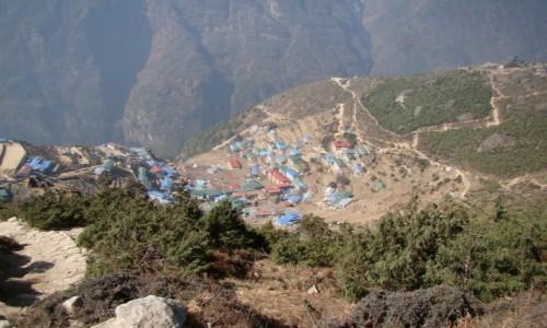 Zdjęcie NEPAL / Himalaje / Namche Bazar / Namche Bazar