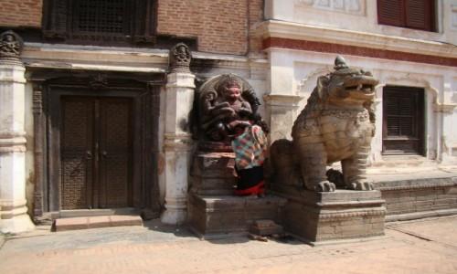 Zdjęcie NEPAL / Kathmandu / Bhaktapur / Bhaktapur