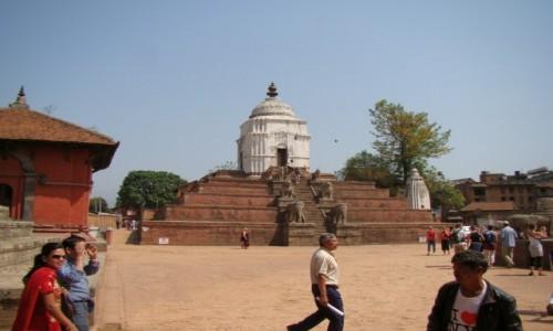 Zdjecie NEPAL / Kathmandu / Bhaktapur / Bhaktapur