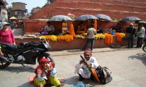 Zdjecie NEPAL / Kathmandu / Durbar Square / Durbar Square Kathmandu