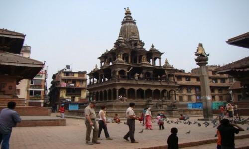 Zdjecie NEPAL / Kathmandu / Patan / Patan