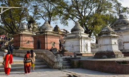 Zdjecie NEPAL / Dolina Katmandu / Pashupatinath / Pashupatinath Temple