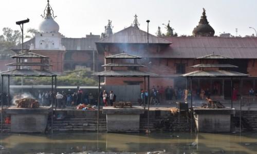 NEPAL / Dolina Katmandu / Pashupatinath / Pashupatinath Temple