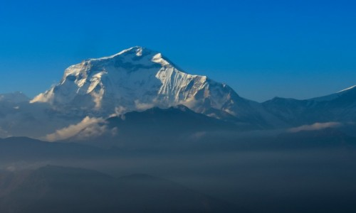 Zdjecie NEPAL / Nepal / Himalaje / Dhaulagiri