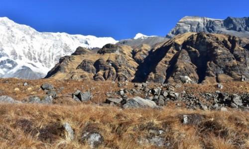 Zdjecie NEPAL / Obszar Annapurny / Himalaje / Rejon Annapurny