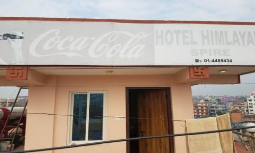 Zdjecie NEPAL / katamndzki / Katamandu / moj Hotel