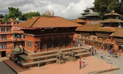 NEPAL / - / Kathmandu / Durbar Square