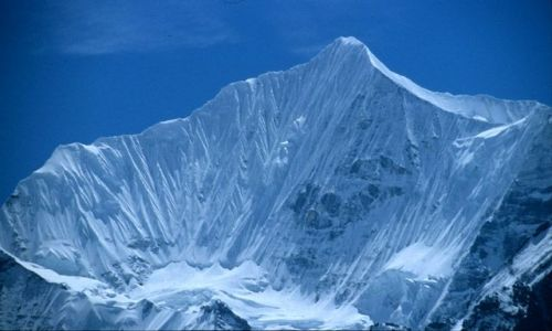 Zdjecie NEPAL / brak / dolina Langtang / Himalaje