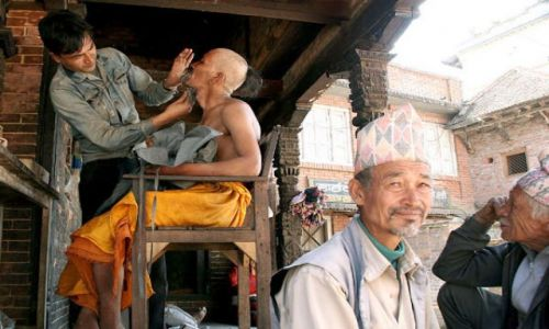 Zdjęcie NEPAL / brak / PATAN / F6