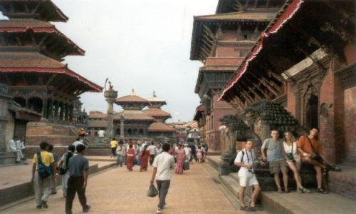 NEPAL / Patan / Durbar Square / Patan