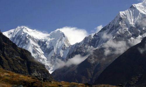 Zdjęcie NEPAL / Annapurna Sanctuary / połowa drogi między MBC a ABC / Annapurna III