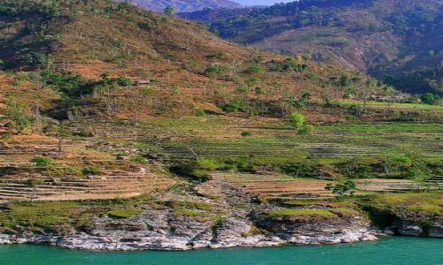 Zdjecie NEPAL / brak / Rzeka TRISULI / Kaskady