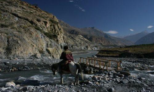 Zdjecie NEPAL / Mustang / Okolice Marphy / Przed nami Tybe