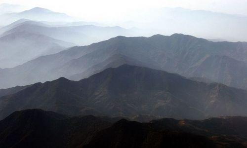 Zdjęcie NEPAL / brak / Z lotu ptaka / Male Himalaje
