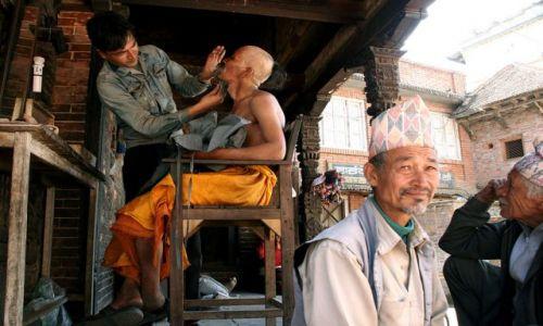 Zdjęcie NEPAL / brak / BHAKTAPUR / Golibroda
