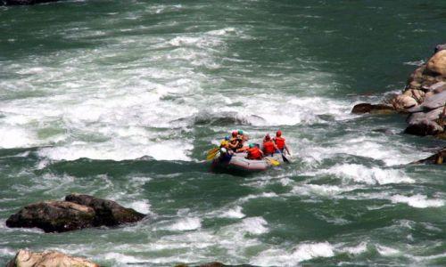 Zdjęcie NEPAL / brak / Rafting na rzece TRISULI / * * *