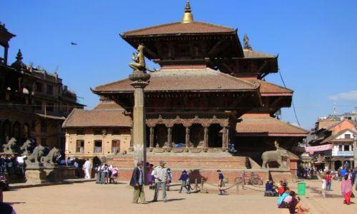 Zdjęcie NEPAL / -Kathmandu / Durbar Square / Starówka