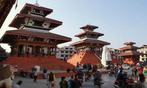 Zdjecie NEPAL / brak / Kathmandu / Wschodnia architektura