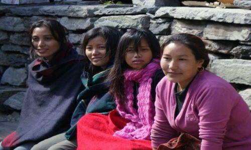 Zdjecie NEPAL / Madhja-Paśćimańćal Wikas Kszetr  / okolice Annapurny / Wypatrując przystojniaka