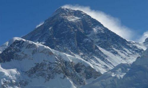 Zdjecie NEPAL / brak / Widok na Mount Everest z Kalapathar / Wyżej się nie da - w listopadzie:)