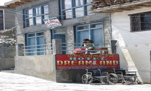 Zdjęcie NEPAL / Annapurna Trekking / Jomsom / Welcome!!!