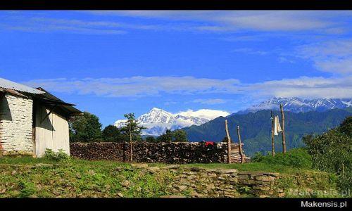 Zdjecie NEPAL / brak / brak / Annapurna Trek