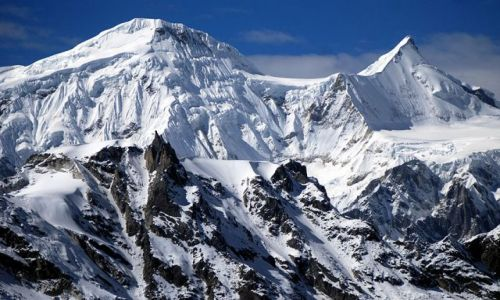 Zdjecie NEPAL / Himalaje / Manaslu / Trekking dookoł