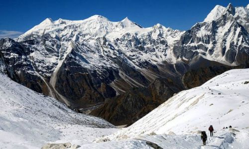 NEPAL / Himalaje / Manaslu / Trekking dookoła Manaslu