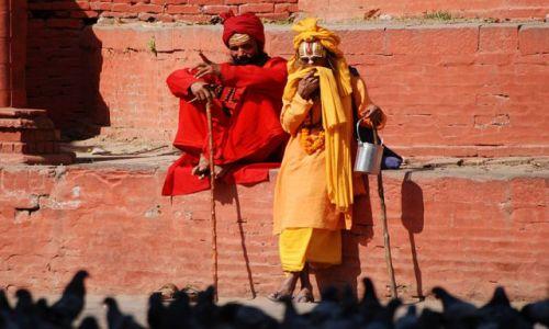 Zdjecie NEPAL / nepal / nepal / Oblicza Nepalu