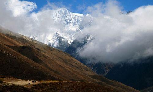 Zdjecie NEPAL / nepal / nepal / W dolinie Langtangu