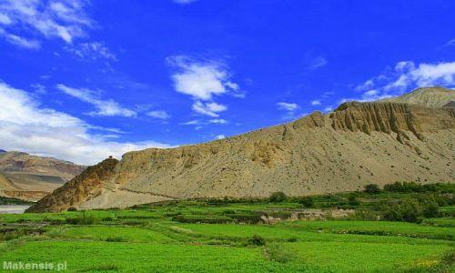 Zdjecie NEPAL / Jonsom / brak / trek
