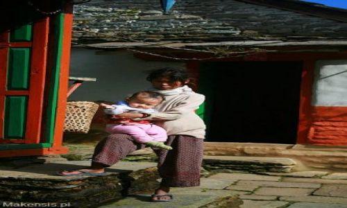 Zdjecie NEPAL / trek / brak / Dziewczyna