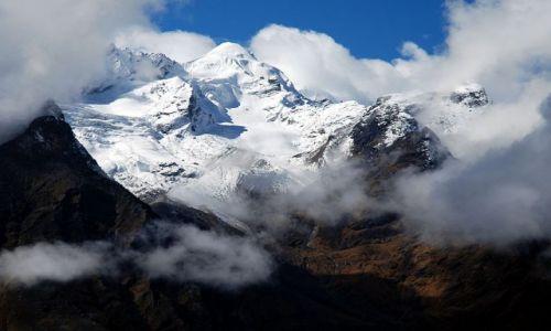 Zdjęcie NEPAL / Langtang / Langtang / Trekking w dolinie Langtang