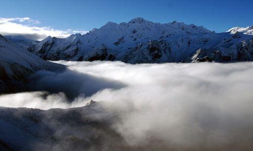 Zdjecie NEPAL / Langtang / Langtang / Trekking w dolinie Langtang