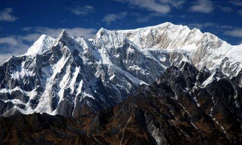 Zdjecie NEPAL / Nepal / Himalaje / Trekking dookoła Manaslu