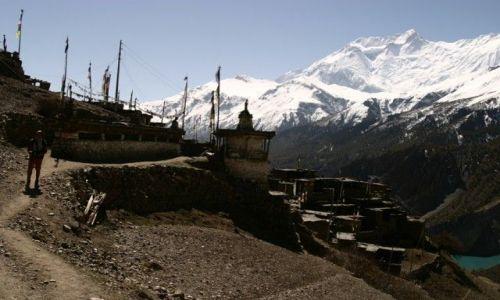 Zdjęcie NEPAL / Annapurna Conservation Area / Manang / Gandaki Zone