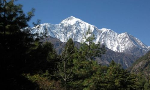 Zdjecie NEPAL / brak / Nepal / Annapurna II