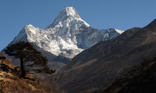Zdjecie NEPAL / Khumbu Valley / Nepal / Ama Dablam