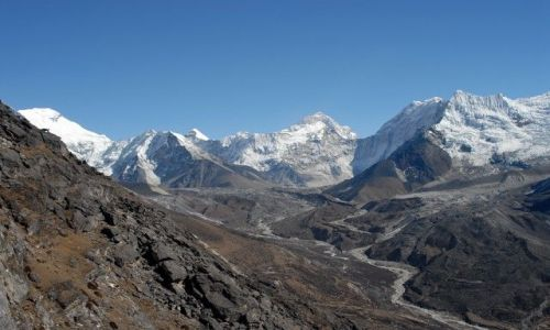 Zdjecie NEPAL / Khumbu Valley / Nepal / Himalajska dolina