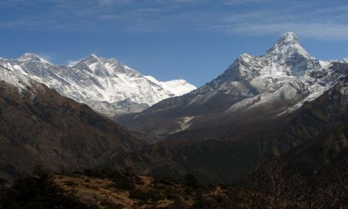 Zdjęcie NEPAL / Azja / Himalaje Nepalu / Mt. Everest Base Camp Trekking