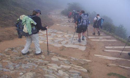 Zdjecie NEPAL / Himalaje / Junbesi / Na szlaku