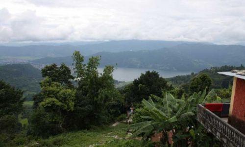Zdjecie NEPAL / Pokhara / p / view