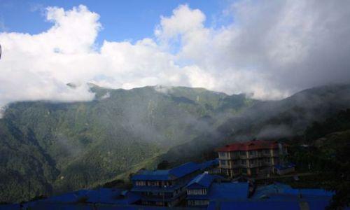 Zdjecie NEPAL / nepal / ghorepani / gory2