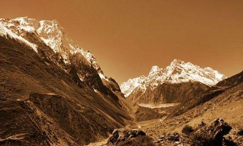 Zdjecie NEPAL / Manaslu / Himalaje / G�ry w dodatku